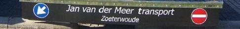 Jan van der Meer Transport